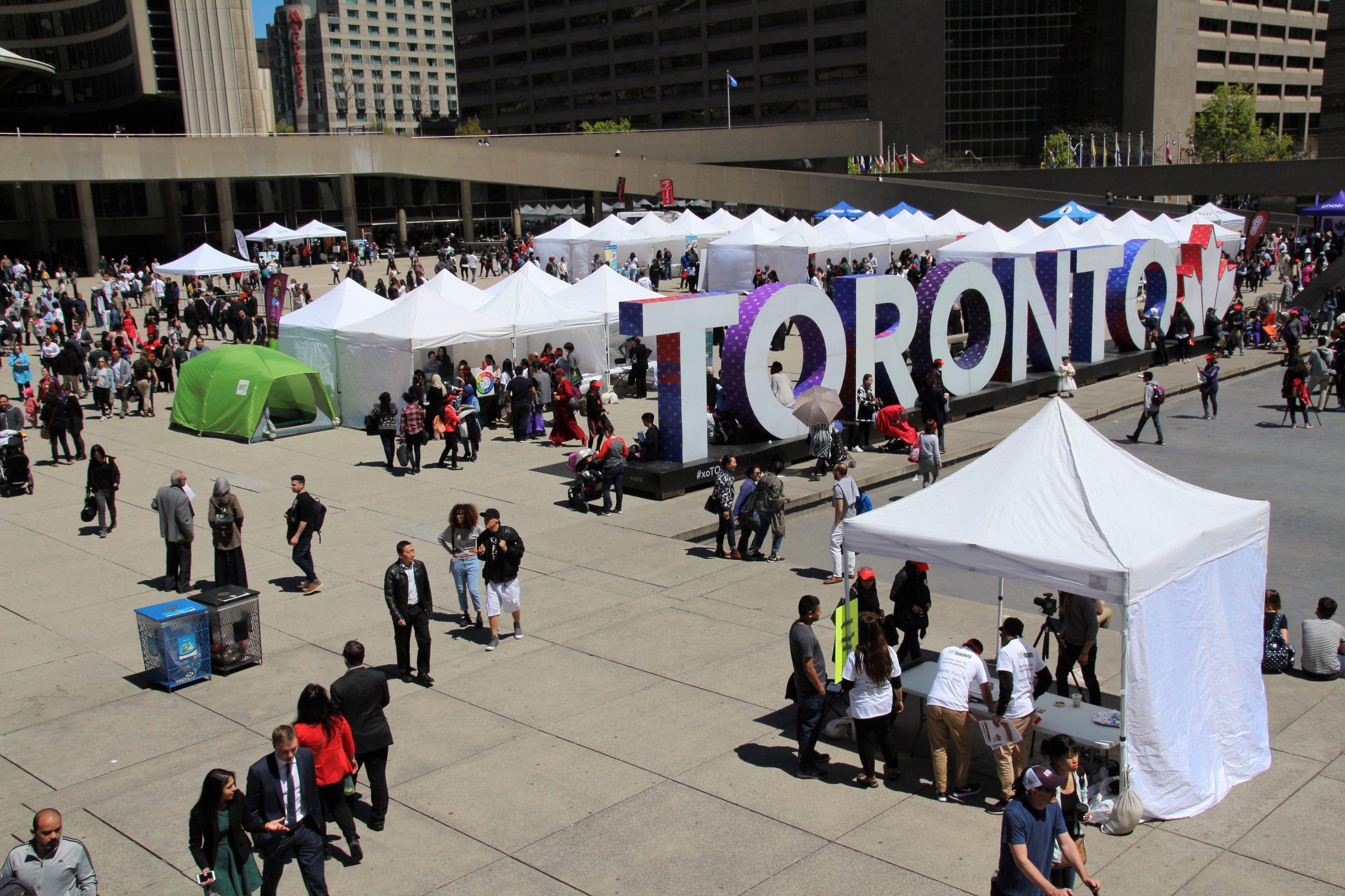 Toronto East Quadrant Local Immigration Partnership
